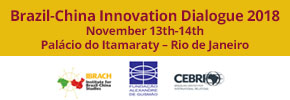 Brazil-China Innovation Dialogue 2018